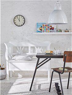 Tolle Bänke für das Esszimmer, den Flur, Garten, Balkon und Terrasse. ✓ Top Marken ✓ Aus Massivholz / Holz ✓ Riesen Auswahl