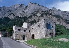The Maison Roduit project was completed in 2005 by the Sion based studio Savioz Fabrizzi Architecte. This project included the renovation of a rural house from the 1800s. Maison Roduit is located in..