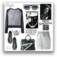 A strong sense of style by zabead on Polyvore featuring polyvore, fashion, style, Cristiano Burani, Dsquared2, Marsèll, Maison Margiela, Anna-Karin Karlsson, Alexander McQueen and CO