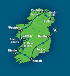 Ireland Tour: The Best of Ireland in 14 Days   Rick Steves 2016 Tours   ricksteves.com