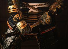 Samourai in armour
