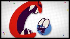 AGAR.IO LOGIC (Cartoon Animation)