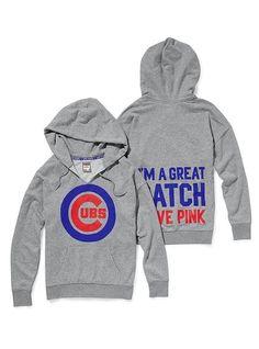 Victoria's Secret PINK Chicago Cubs Slouchy Hoodie #VictoriasSecret http://www.victoriassecret.com/clearance/pink-loves-major-league-baseball/chicago-cubs-slouchy-hoodie-victorias-secret-pink?ProductID=47652=CLR?cm_mmc=pinterest-_-product-_-x-_-x