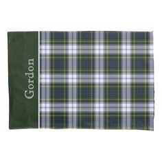 Tartan Dress, Tartan Plaid, Yellow Black, Blue Green, Pillowcase Dress Pattern, Busy Boards For Toddlers, Tartan Pattern, Pillow Cases, Vibrant Colors