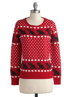 ugly sweater weather, here we come!