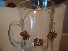 flower cluster hoop