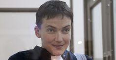 Ukraine's Poroshenko: Russia releases female pilot