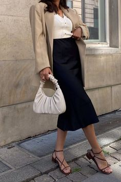 Modest Outfits, Chic Outfits, Fall Outfits, Fashion Outfits, Basic Fashion, Modest Fashion, Streetwear, Winter Fits, Shop Sale