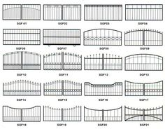 Top Livingroom Decorations: Iron Gate Design Ideas | Types Of Gate Design Ideas