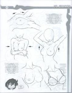 Körperhaltung zum Zeichnen