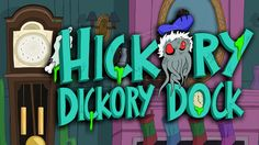 Hickory Dickory Dock | Dolan Animated Music Hickory Dickory Dock, Kindergarten Music, Doomsday Clock, Halloween Music, Music Albums, Music Stuff, Neon Signs, Animation, Youtube