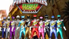 power ranger dino charge games - Google Search