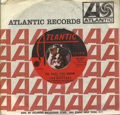 THE DRIFTERS I'll Take You Home GROUP DOO WOP SOUL R&B 45 RPM RECORD NM-