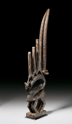 African & Oceanic Art Auctions-Auktions-Objekte