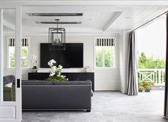 Outdoor Heaters Are Recessed In The Ceiling Light Fixture Is Morgan 8 Pendant By Troy Lighting