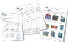 La piscine ou comment allier le français et la piscine ? France, Bullet Journal, Cycle 2, Kids Learning, Vocabulary, Preschool, Physical Activities, Olympic Games