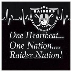 One Nation....Raider Nation