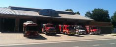 Montgomery County Maryland Station 22, Engine 722, Tanker 722, Ambulance 722, Mass Casualty Unit. Germantown, MD.