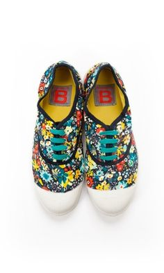 Tennis liberty turquoise Bensimon. Coco YRBO · Chose your shoes · Sandales  et nu-pieds ... 621918d4c865