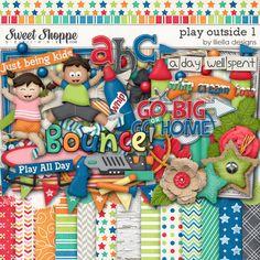 Play Outside 1 by lliella designs