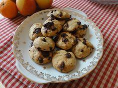 Cookies globuleux chocolat/banane et sans beurre...