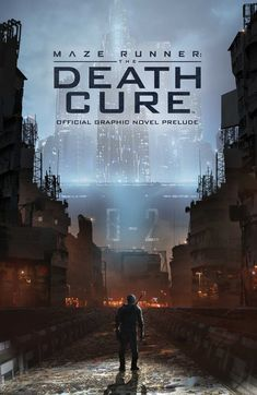 Just saw the new Maze Runner: The Death Cure trailer on tv. It was great, except for how it ended. I'm both excited but sad for it to come out.