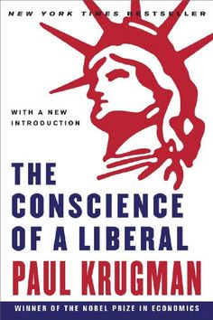 Bestseller Books Online The Conscience of a Liberal Paul Krugman $10.85