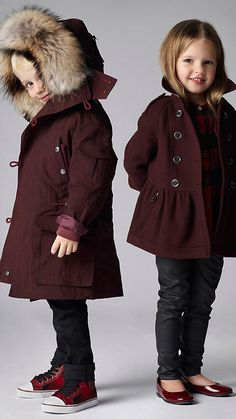 WOOL TWILL SKIRTED TRENCH COAT | Burberry