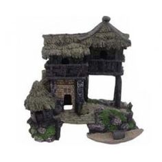 Ornament Thatched Hut