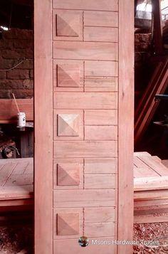 Home Door Design, Front Door Design Wood, Wooden Door Design, Door Design Interior, Interior Ideas, Interior Decorating, Indian Bedroom Design, Bedroom Bed Design, Modern Wooden Doors