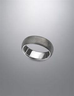 david yurman mens rings black diamond and onyx rings for men - David Yurman Mens Wedding Rings