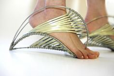 Naomi Hertz - Shoe Bridge
