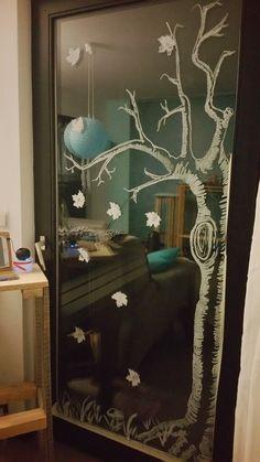 Herbst Fensterdeko mit Kreide dcoration for apartments Window Art, Chalk Art, Halloween, Own Home, Life Is Beautiful, Ramen, Christmas Decorations, Windows, Autumn