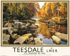 Teesdale, County Durham, England