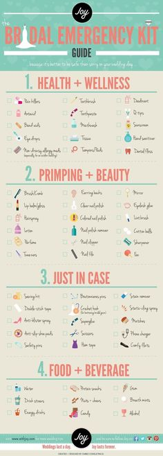 More Information 12 Must Have Wedding Planning Checklists