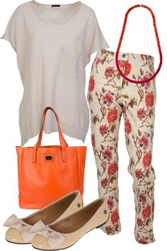 Similar to Zara printed pants Bold Blooms Outfit includes Basic, Marco Polo, and Diana Ferrari - Birdsnest Online Clothing Store
