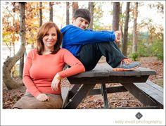 Natural light family portraits in Woodbridge VA