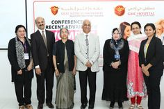 Conference on Recent Advances in Women's Health held at Gulf Medical University