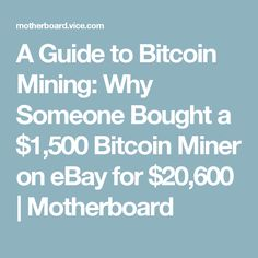 Get bitcoins. Thing 1, Bitcoin Miner, Crypto Currencies, Stuff To Buy, Ebay
