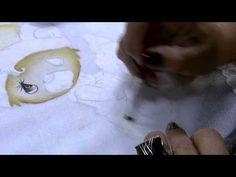 18/05/2015 – Pintura em fralda com técnica de entretela – Filó Frigo | RS21