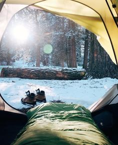 That moment when the sun first hits your tent. Photo: @meonimibici #thermaresting #restbetterplaybetter #camping #ourcamplife by thermarest