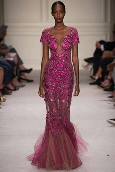 Marchesa Spring/Summer 2016