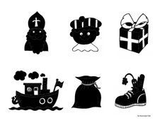 Saint Nicolas, Name Design, Colorful Drawings, Christmas Art, Superhero Logos, Silhouette Cameo, Arts And Crafts, Crafty, Xmas