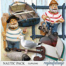 Nautic pack #CUdigitals cudigitals.com cu commercial digital scrap #digiscrap scrapbook graphics