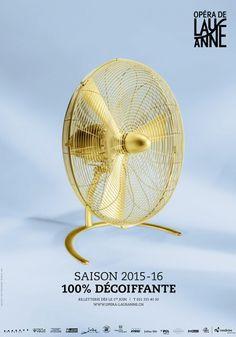 Less Design Opera de Lausanne 2015