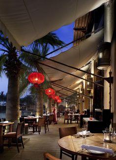 Madinat Jumeirah Resort - Dubai Restaurants - Zheng He's - Asian