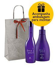 http://rede.natura.net/espaco/RoseliSantos Presente Natura Humor Perfeito - Desodorante Colônia + Desodorante Hidratante + Embalage