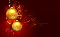 Free Christmas Desktop Wallpapers for the Holiday Season 3d Christmas, Christmas Baubles, Christmas Wishes, Christmas Greetings, Beautiful Christmas, Christmas Cards, Christmas Decorations, Christmas Ideas, Christmas Images