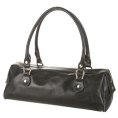 """Kate Spade NY black leather handle bag Kate spade New York Handle bag  Black leather Kate spade handle bag with dual rolled handles, gold tone hardware, brown woven lining, 3 pockets (one with zip closure at top) EUC!Handle drop 7.5"""".Height 5.5"""", width 13.5"""", depth 5"""". kate spade Bags Shoulder Bags"""
