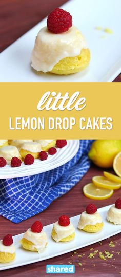 Who says all your baking needs to be from scratch? This recipe used a box of cake mix to make stunning bite-sized cakes that look like they belong in a bakery window!  Not only are these cakes easy to make, but this recipe makes tons of little cakes, so these are perfect for your next bake sale or family event.